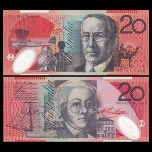 Australia-20-Dollars-2010-P-59-UNC