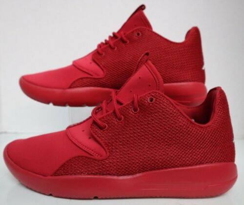 Jordan Eclipse BG GYM Red//White-GYM-Red 724042-614 Youth Size/'s