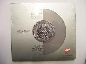 MAREK-SEWEN-Olympic-Symphony-2014-Polish-CD-PROMO-V-RARE-NEW