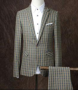 Caricamento dell immagine in corso Elegante-abito -vestito-completo-uomo-colorato-giacca-pantalone- 6fe876ef9c3