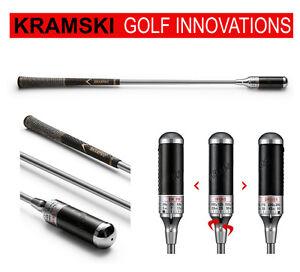 Tolles-Golfgeschenk-Geschenk-KRAMSKI-Schwungtrainer-034-Hole-in-One-034-NEW