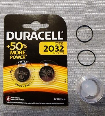 Battery Set For Suunto Mosquito D3 Dive Computer NEW!