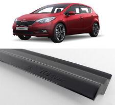 Smoke Window Sun Visor Vent Rain Wind 4p For 13-15 Kia Forte 5d : K3 Hatchback