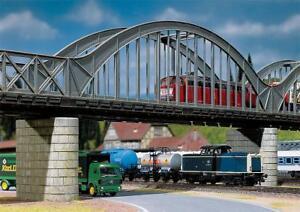 2019 Nouveau Style Faller 120536 - 1/87/h0 Stabbogenbrücke-neuf-e - Neu Fr-fr Afficher Le Titre D'origine