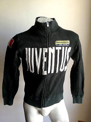 Bello Juventus Giacca Felpa Jacke Jacket Chaqueta Maglia Zip Fiat Group New Holland Piacevole Al Palato
