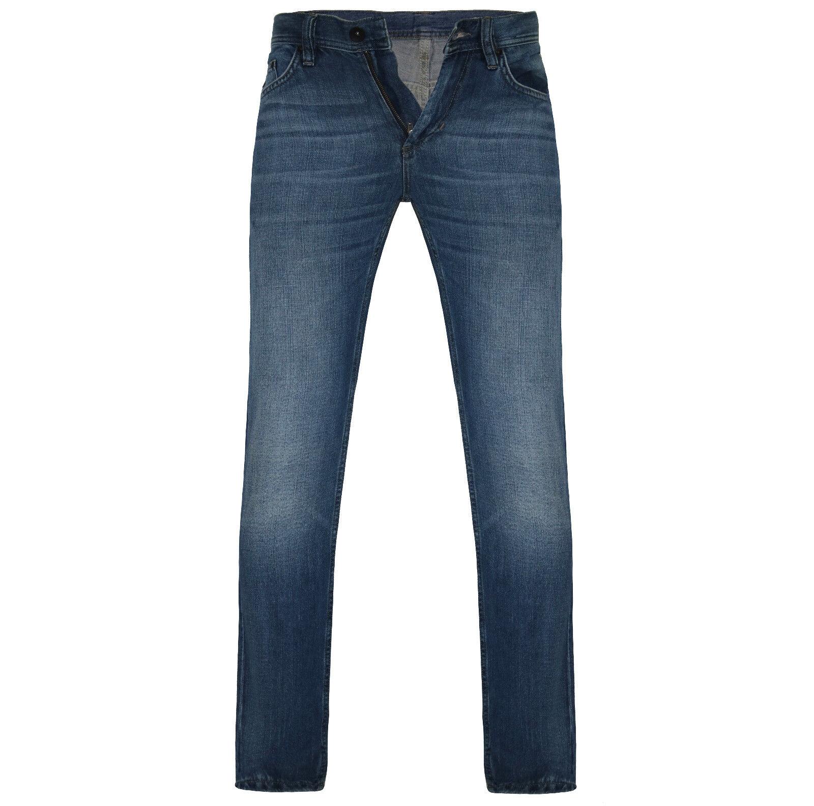 STRELLSON  Jeans Hose 14 Hammett-Z  W32 L34 NEU LEINEN