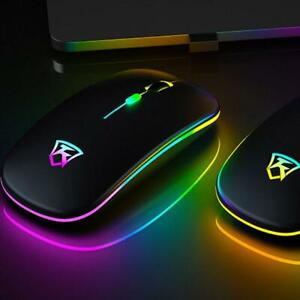 2-4GHz-LED-Wireless-Optical-Mouse-Slight-Usb-For-Pc-Laptop-Computer-Silent
