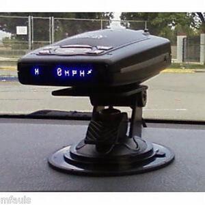 Escort Passport 9500Ix >> Car Dash / Windshield Mount for Escort Passport MAX MAX2 Radar Detector | eBay