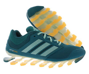 best service e5751 cbe87 Details about Adidas Springblade Drive W C75668 Teal Women's Running Shoes