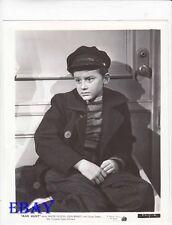 Roddy McDowall seaman VINTAGE Photo Man Hunt