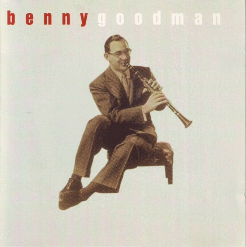 2 Benny Goodman CDs R150 for both or sold separately