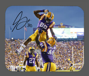 eed7e09f Details about Item#7082 Jarvis Landry LSU Tigers Facsimile Autographed  Mouse Pad