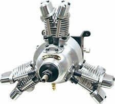 New SAITO Radial Engine FA-120R3 for Airplane Aircraft 4 Stroke Engine