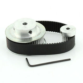 JMT 10Pcs 2*13mm Plastic Pulley Wheel 1.9mm Hole for 2mm Motor Shaft Model