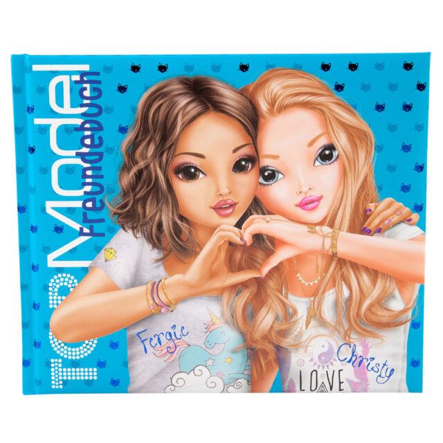 depesche topmodel my best friends book friendship activity