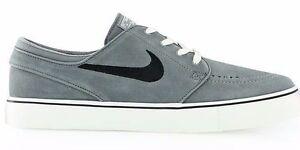 Nike ZOOM STEFAN JANOSKI Cool Grey Black Summit Wht 333824-045 (564) Men's Shoes