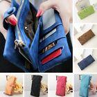 Fashion Women Leather Wallet Button Clutch Purse Lady Long Handbag Bag New