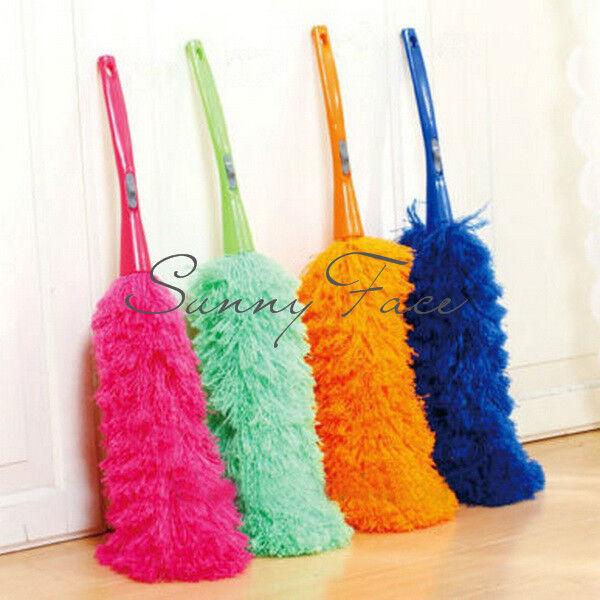 Helpful Handle Conveninet Duster Feather Bath Living Room Hot Sale