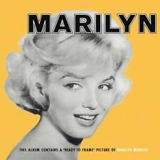 """MARILYN MONROE """"MARILYN"""" SINGS IN HER 20th CENTURY FOX FILMS - (1962) LP IMPORT"""