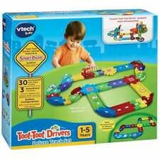 vTech Baby Toot-Toot Drivers Deluxe 30 Piece Track Set - 3 Vehicle Smart Points