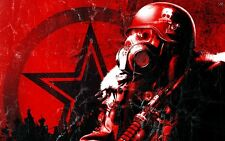 POSTER METRO 2033 REDUX 2034 LAST NIGHT ARTYOM MOSCA HORROR VIDEOGAME PC PS4 #16
