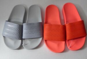 NEW-ADIDAS-MEN-039-S-ADILETTE-SLIDE-SANDALS-ASSORTED-COLOR-SIZES-amp-STYLES-45-00