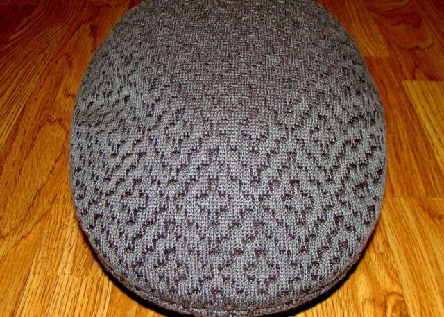 Mens Kangol Matrix 507 Cap Color Flannel//Silver