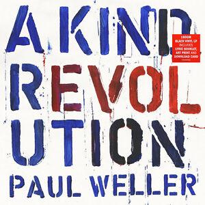 PAUL-WELLER-LP-A-Kind-Revolution-Vinyl-Album-NEW-2017-Sealed