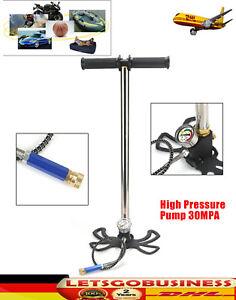 Hochdruckluftpumpe-Luftpumpe-Handpumpe-fuer-Industriell-Tauchflasche-30Mpa-300Bar