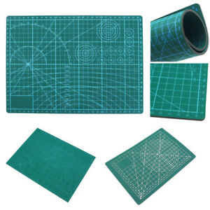 A2-A3-A4-A5-PVC-Self-Healing-Cutting-Mat-Craft-Quilting-Grid-Lines-Printed-Board