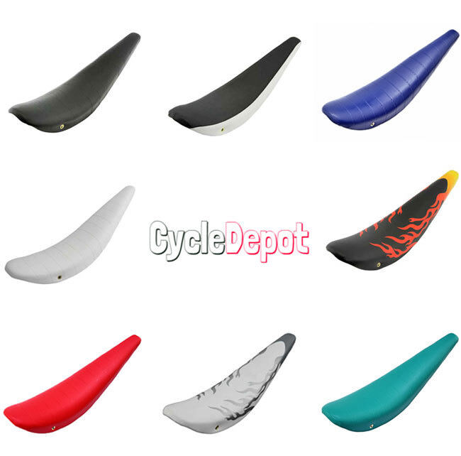 """BICYCLE LOWRIDER BANANA SEAT VYNIL BLACK//WHITE OLD SCHOOL FOR 26/"""" BIKES NEW!"""