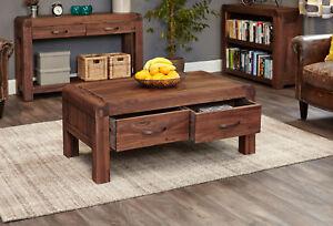 Shiro-Premium-Dark-Wood-Coffee-Table-With-2-Drawers-Modern-Solid-Walnut