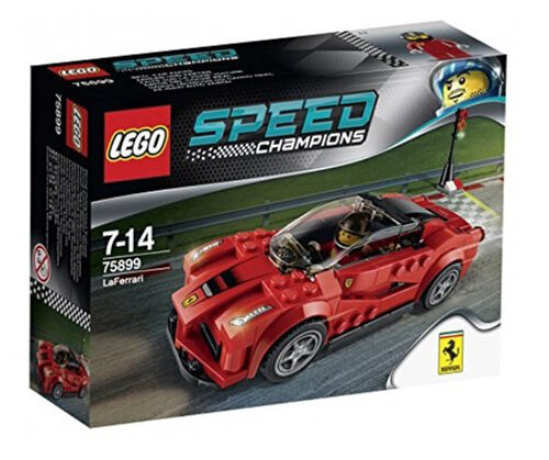 LEGO 75899 Speed Champions 75899: LaFerrari Set New In Box Sealed  75899