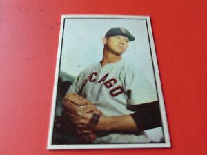 1953-BOWMAN-COLOR-88-JOE-DOBSON-CHICAGO-WHITE-SOX-BASEBALL