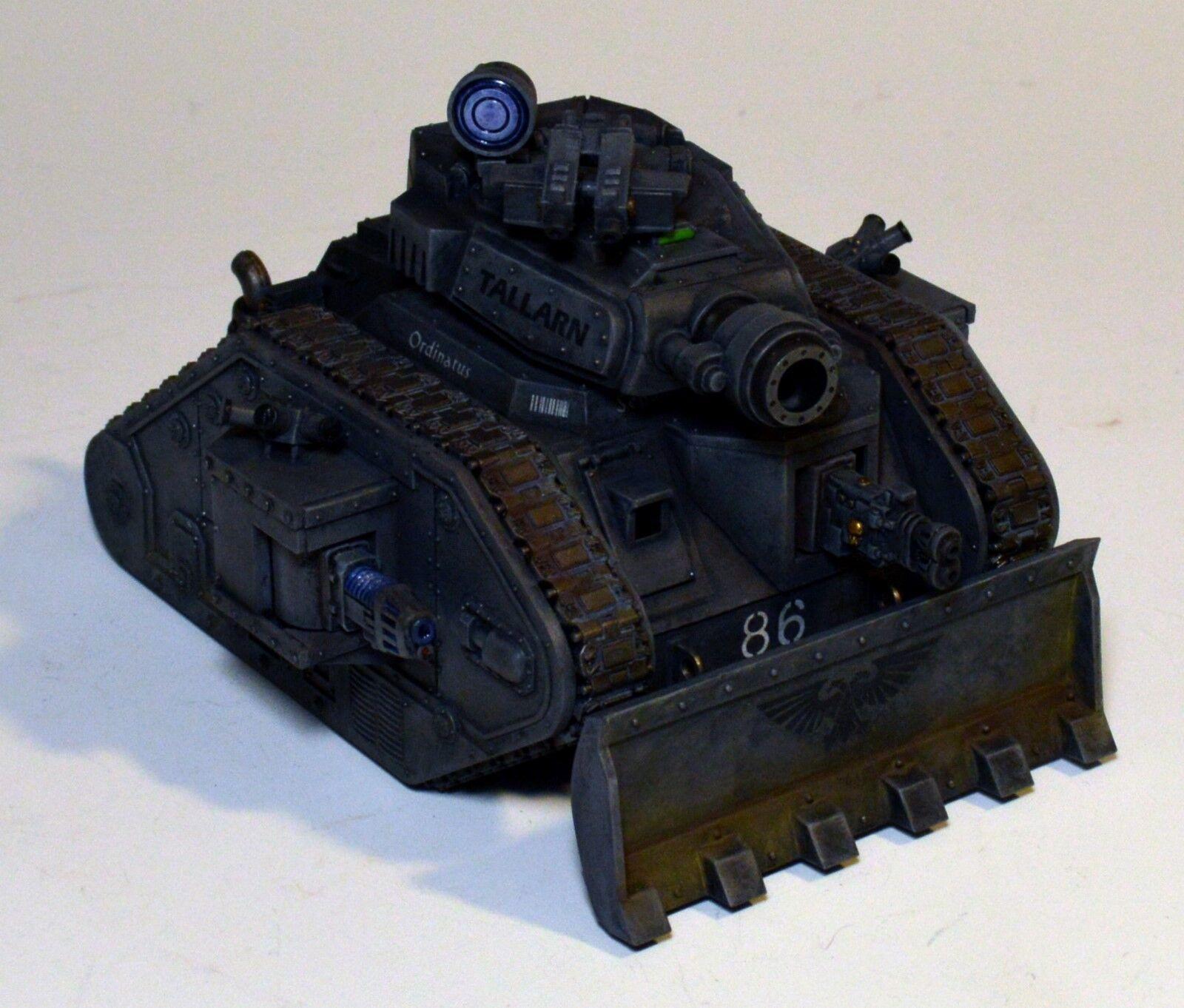 40k Imperial Guard Astra Militarum Leman Russ Demolisher SP
