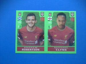 Figurine-Panini-Fifa-365-2019-20-2020-n-31-Robertson-Clyne-Liverpool