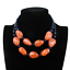 Fashion-Boho-Crystal-Pendant-Choker-Chain-Statement-Necklace-Earrings-Jewelry thumbnail 42