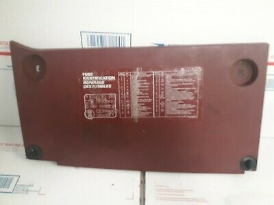 1987 ford fuse box 1987 ford fuse box wiring diagrams site  1987 ford fuse box wiring diagrams site