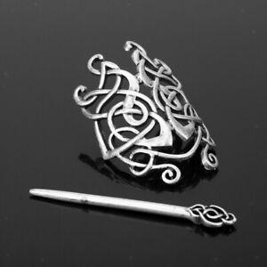 Viking-Celtic-Haarspangen-Haarnadel-Viking-Haarspangen-Damen-Haarschmuck-Vintage