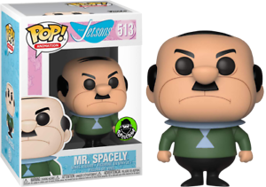 Exclusive-Mr-Spacely-513-The-Jetsons-Funko-Pop-Vinyl-New-in-Box