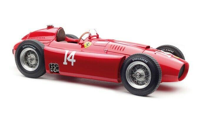 CMC M-182 Ferrari D50, 1956 GP France  14 Collins 1 18