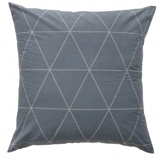 Bianca Marla European Pillowcase Charcoal $34.95