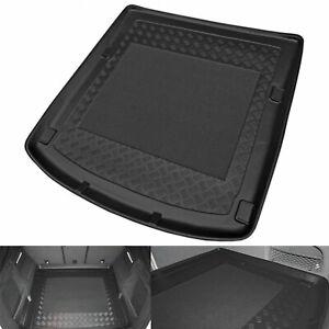 AUDI Q7  Gummi Kofferraumwanne Antirutsch hinten wanne 2006-2015 Für 5-Sitzer