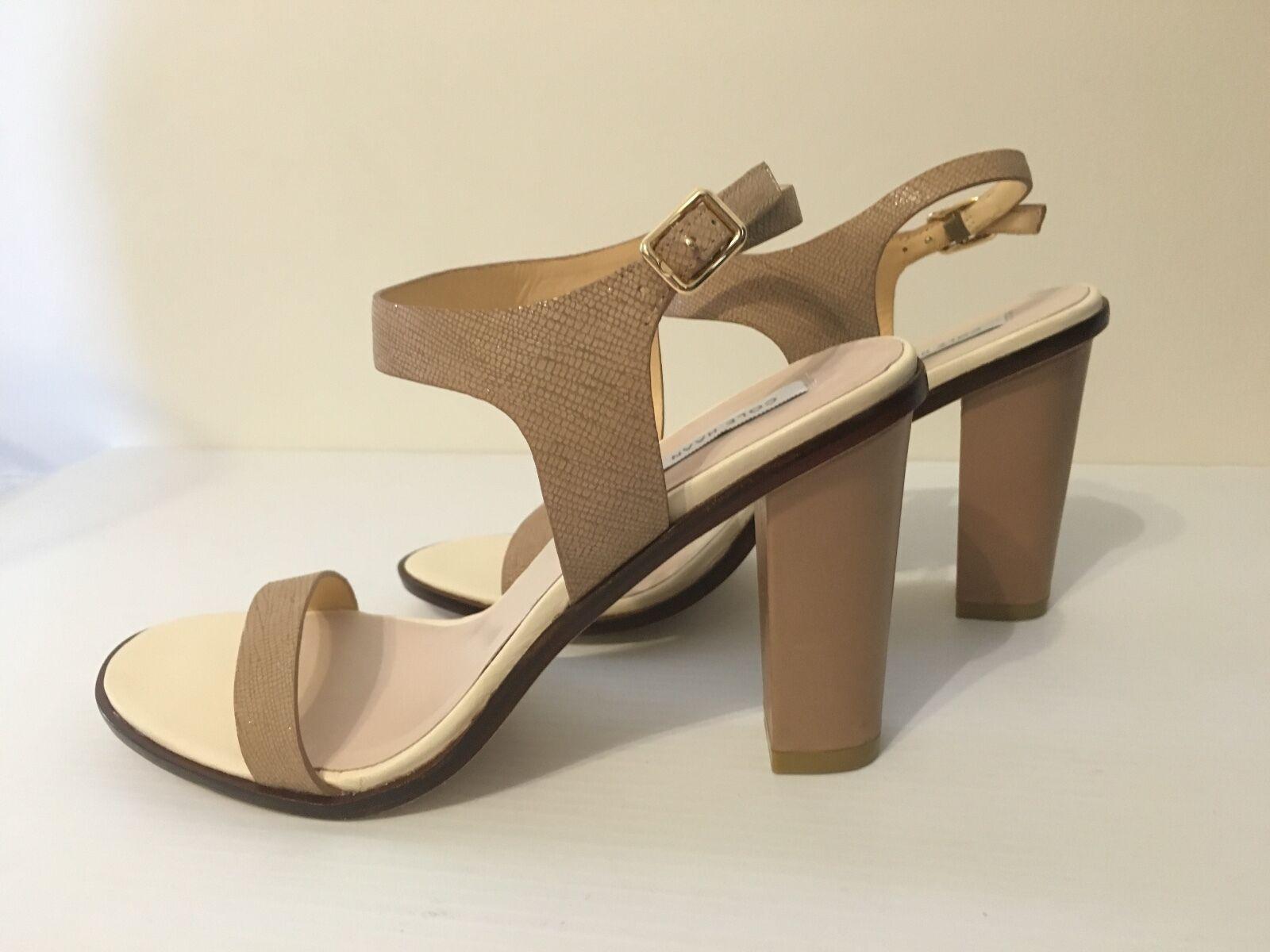 Cole Haan Cambon High Sandal D43909 Farbe    SHW LIZRD PRNT (Größe 6.5B, 6B, 9B) 43a46b