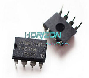 20PCS-IC-AT24C04N-AT24C04N-DIP-8-Eeprom-4-Kbit-400-kHz-Nouvelle-Bonne-Qualite
