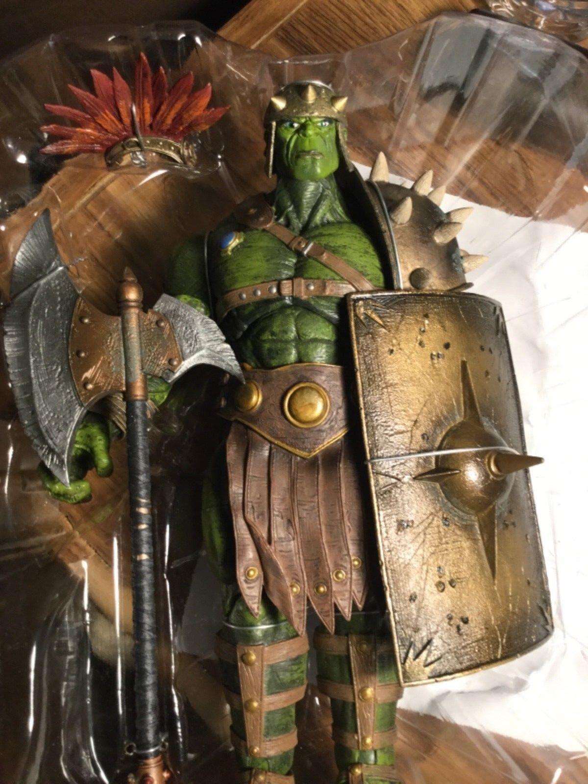 Der hulk - thor - kino - action - figur - 10  - schöne keine box - bilder