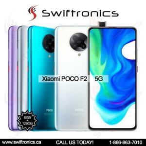 Xiaomi Poco F2 Pro 128GB ROM 6GB RAM/ Poco F2 Pro 256GB ROM 8GB RAM Unlocked Dual Sim City of Toronto Toronto (GTA) Preview