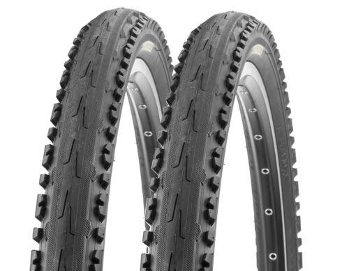 2x Kenda Fahrrad Semislick MTB Reifen K-847 26x1.95 Draht schwarz ATB 50-559