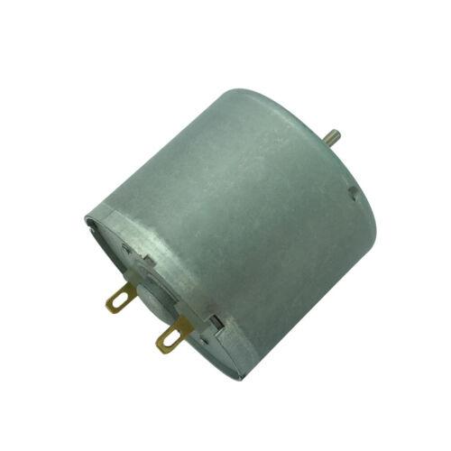 DC12//24V 3000-6000RPM A3530C Shaft Dia 2mm Micro Brushed DC Motor for DIY Model
