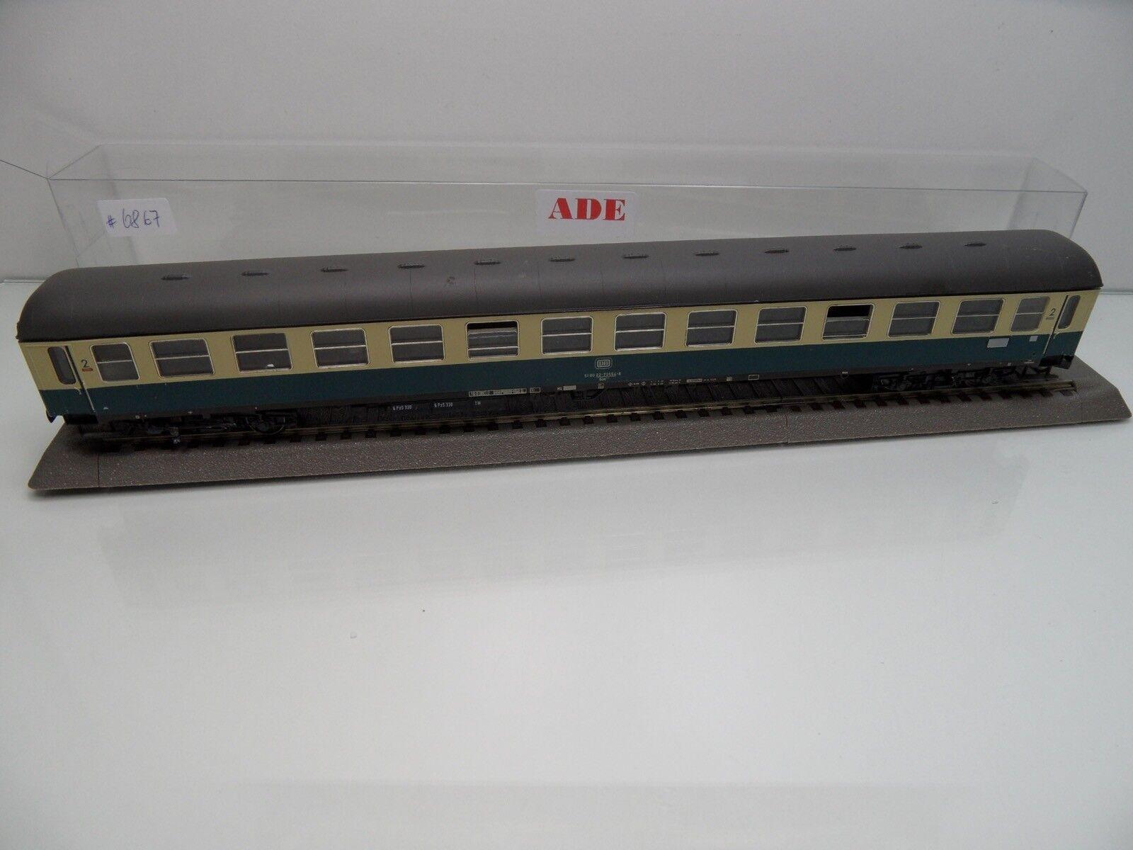 ADE - H0 - DB - Abteilwagen 2.Klasse - TOP in EK -  6867